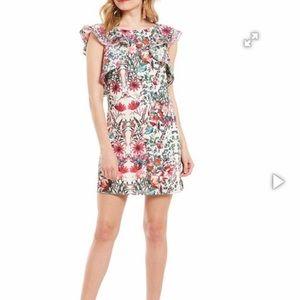 NWT BELLE BADGLEY MISCHKA ALEX  DRESS